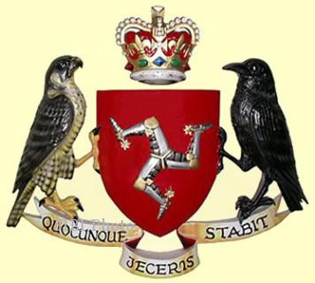 Lambang Negara Isle Of Man
