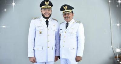 Dua Tahun Kepemimpinan Walikota Fadly Amran BBA Dt Paduko Malano dan Wawako Drs. Asrul