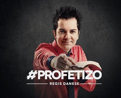 """#Profetizo"": Regis Danese conta detalhes de seu novo álbum"