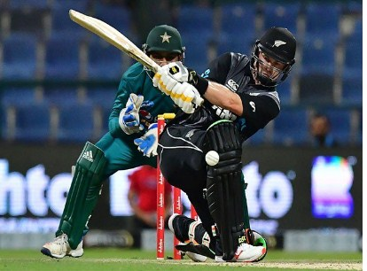 Pakistan vs New Zealand, due to rain, the match was stopped