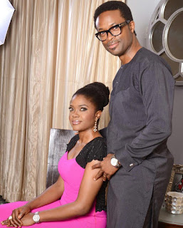 After Celebrating 16 Years of Marriage with Superstar Wife Omoni Oboli, Nnamdi Oboli prays for Marriages going through Rough Patches