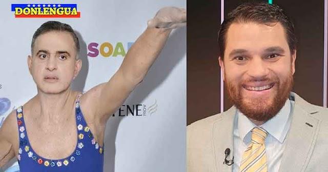 Tarek William Saab ordena encarcelar a Fernando Petrocelli por un mensaje en Twitter