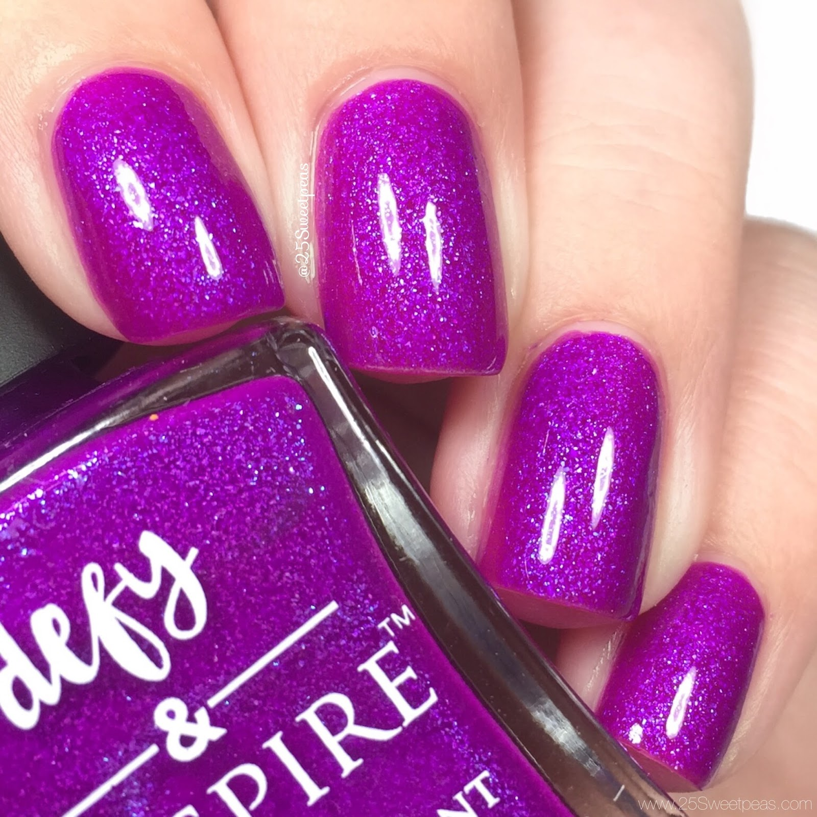 Defy & Inspirer Purple People Eater