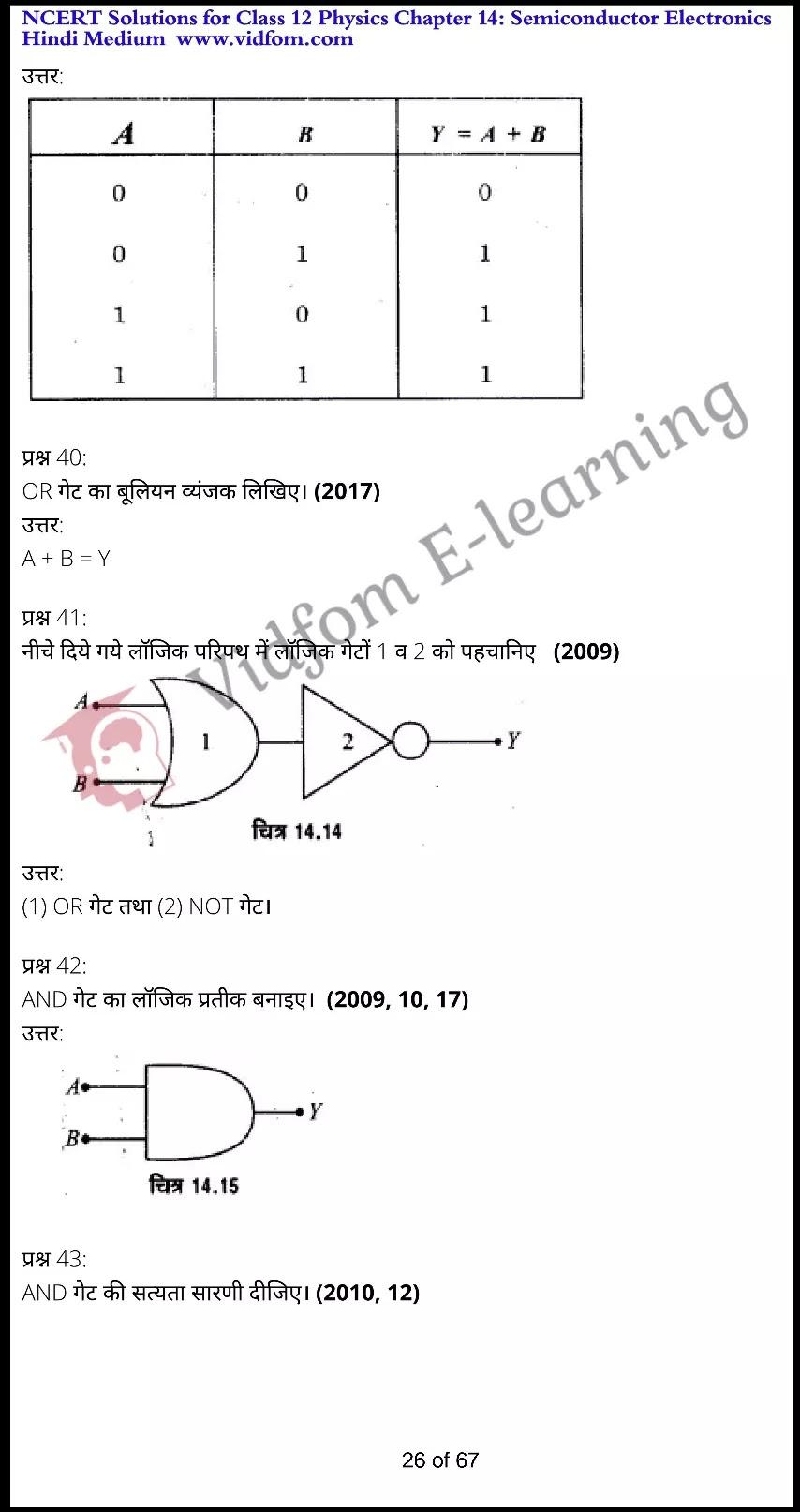class 12 physics chapter 14 light hindi medium 26