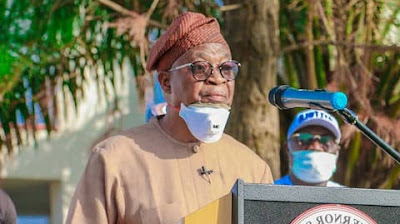 BREAKING: Gov Oyetola declares 24-hour curfew in Osun