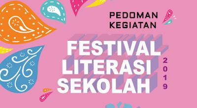 JUKNIS FESTIVAL  LITERASI SEKOLAH  (FLS) SMA TAHUN 2019
