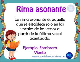 RIMA ASONANTE
