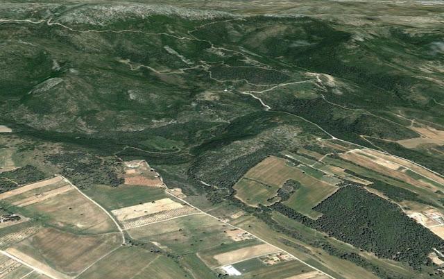 Δασικοί χάρτες: Παράταση έξι μηνών στη διαδικασία υποβολής αντιρρήσεων και μείωση των τελών