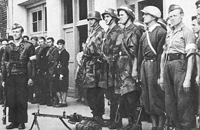 Armia Krajowa - Polish Home Army - Warsaw Uprising 1944