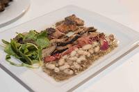 Fotos de decoración de platos de gastronomía