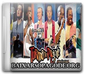 CD Turma do Pagode - Em Bauru (2012)