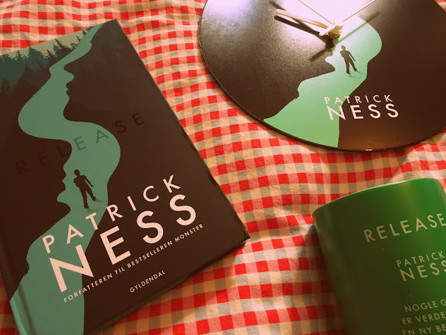Patrick Ness Release