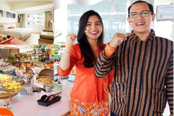Harris Hotel Semarang Berikan Paket Promo Untuk Memeriahkan HUT RI Ke-74