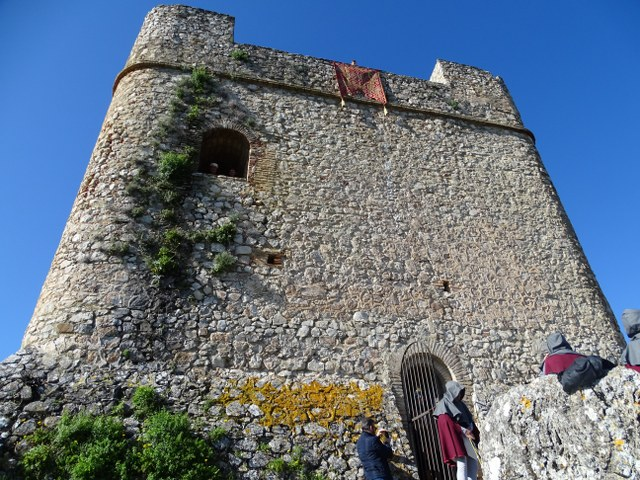 Torre del Homenaje Zahara Cadiz Andalucia