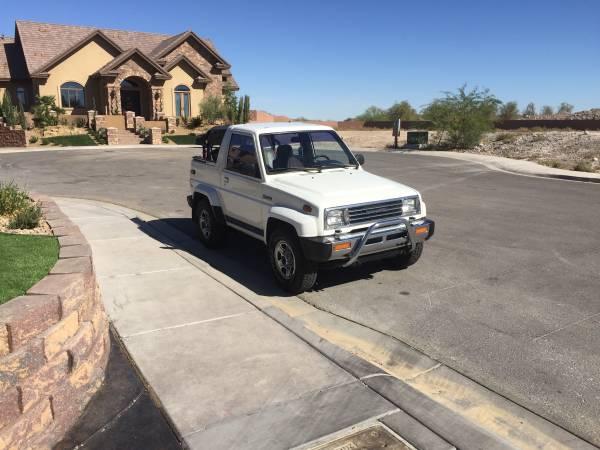 1990 Daihatsu Rocky 4x4 For Sale