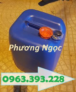 Can nhựa HDPE nguyên sinh, can nhựa 30 Lít vuông, can đựng hóa chất 30L 4ab66f5c9c8f65d13c9e