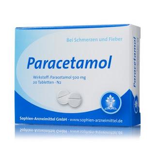 paracetamol, asetaminofen, demam, dosis maksimal, napqi, parasetamol