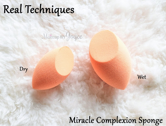 Real Techniques Miracle Complexion Sponge Dry Damp Review Dupe