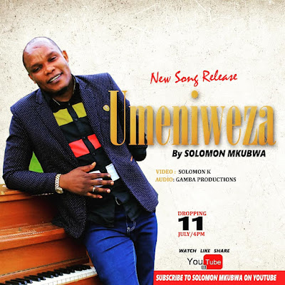 AUDIO | Solomon Mkubwa - Umeniweza | Mp3 Download [New Song]