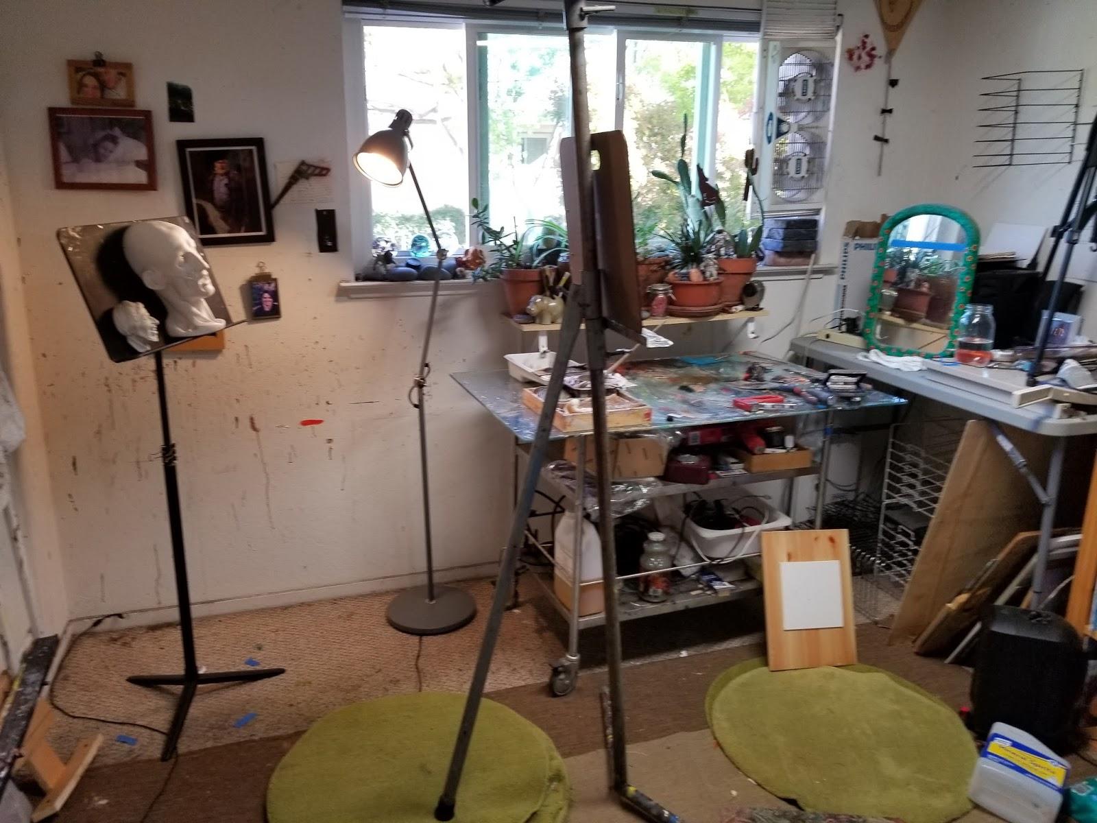Kenney Mencher: Studio Arrangement