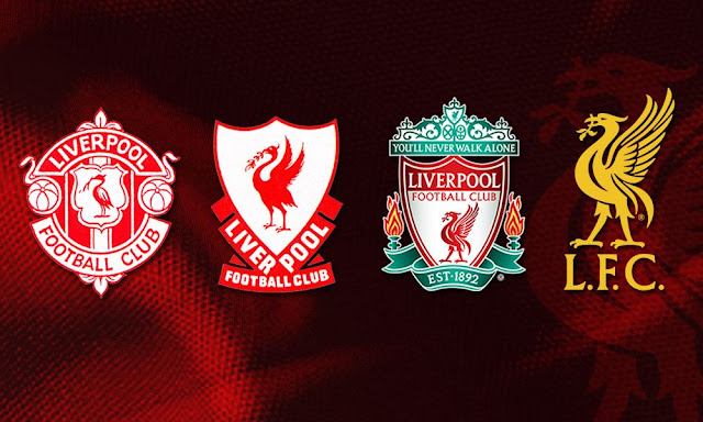 Daftar Logo Liverpool
