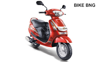Mahindra Duro DZ 125 (Scooter) in Bangladesh 2018