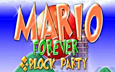 Mario Forever: Block Party - Jeu de Plateforme / Puzzle sur PC