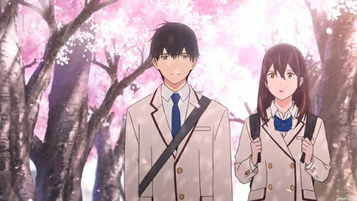 Review Anime Movie Kimi Ni Suizou Wo Tabetai