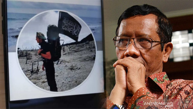 Mahfud MD soal Enzo Lolos Seleksi Akmil: TNI Kecolongan