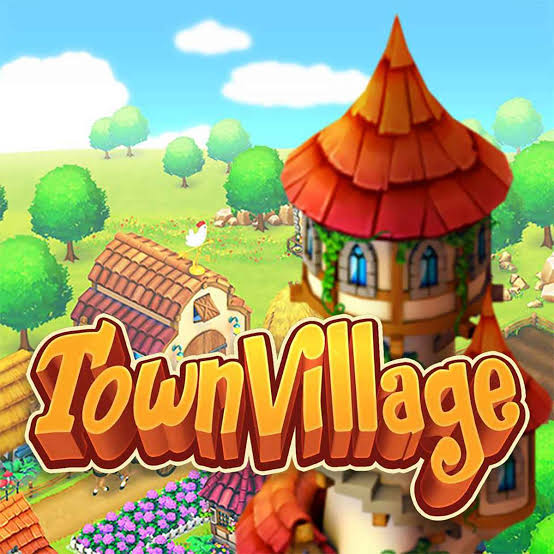 Town Village: Farm, Build, Trade, Harvest City v1.8.19 Apk Mod [Moedas Infinitas]
