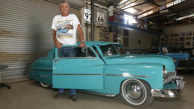 Dwarf Cars: Just A Car Guy: Ernie Adams Builds His Own Miniature