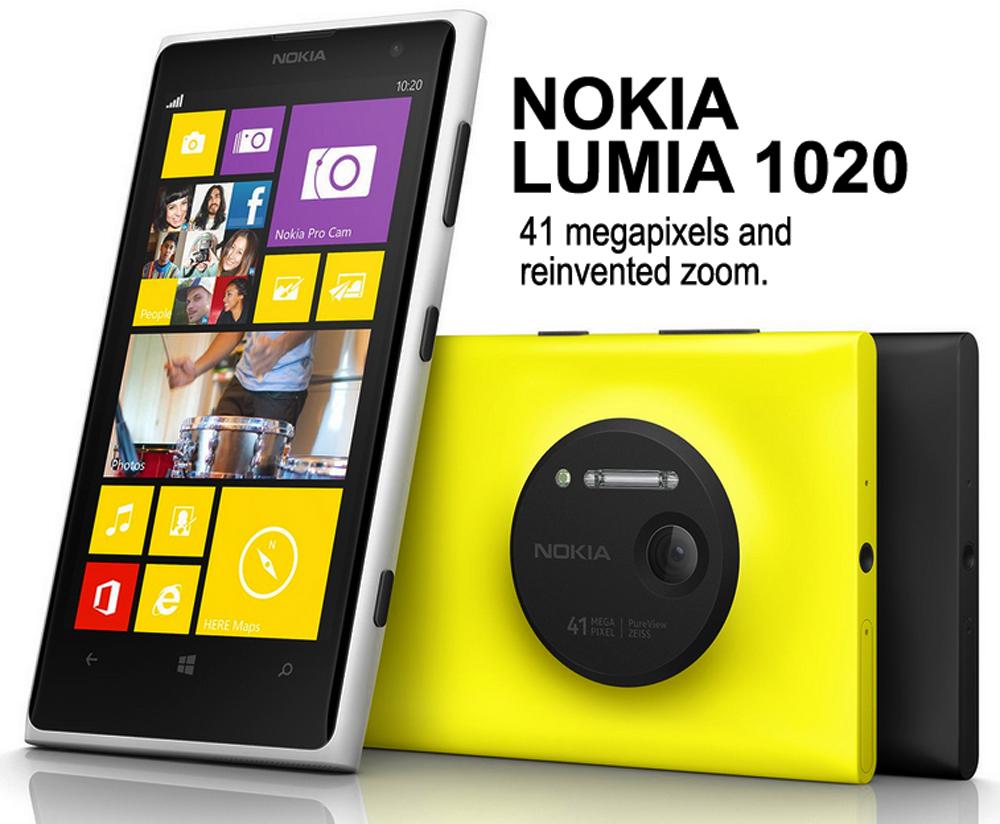 Nokia Lumia 1020 Terbaru