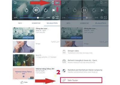 cara download video facebok