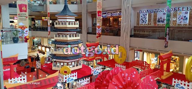 Cirebon Superblock Mall Pusat Perbelanjaan Terbesar dan Terlengkap di Kota Cirebon