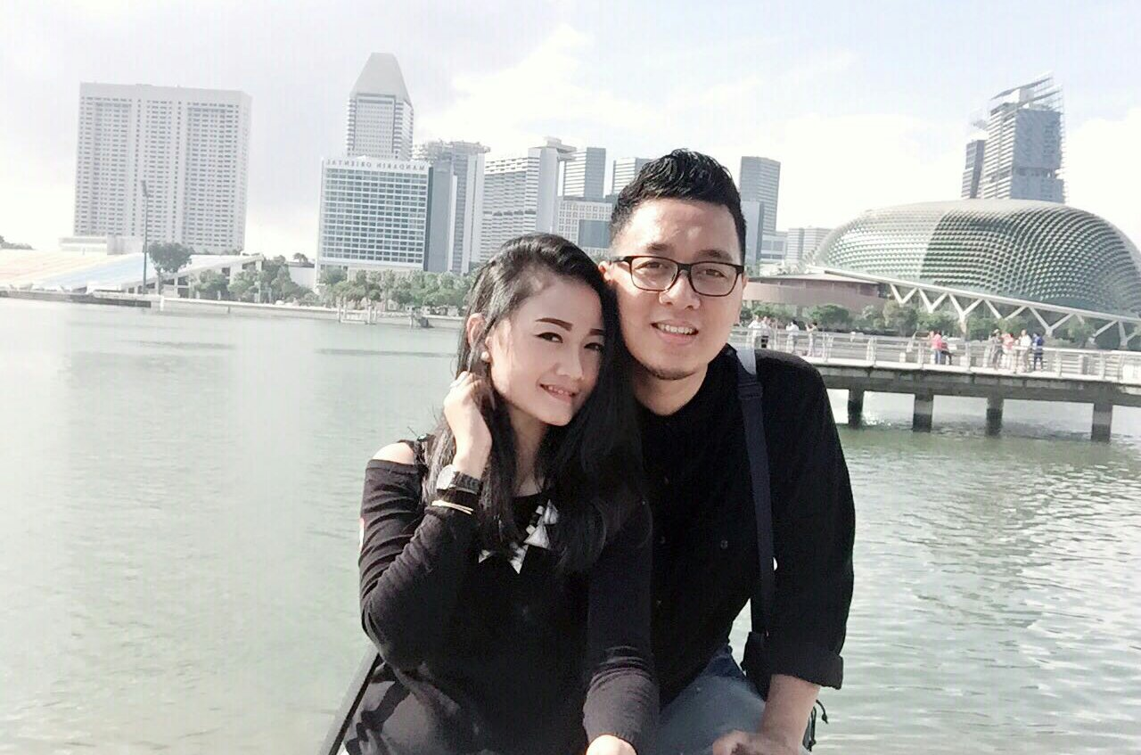 SINGAPORE TOUR HONEYMOON 17-19 FEB 2017