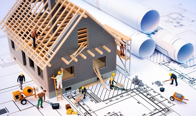 home construction list house building plan