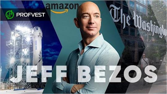 Джефф Безос: биография самого богатого человека в мире