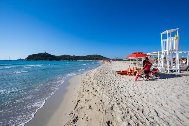 Spiaggia di Porto Giunco
