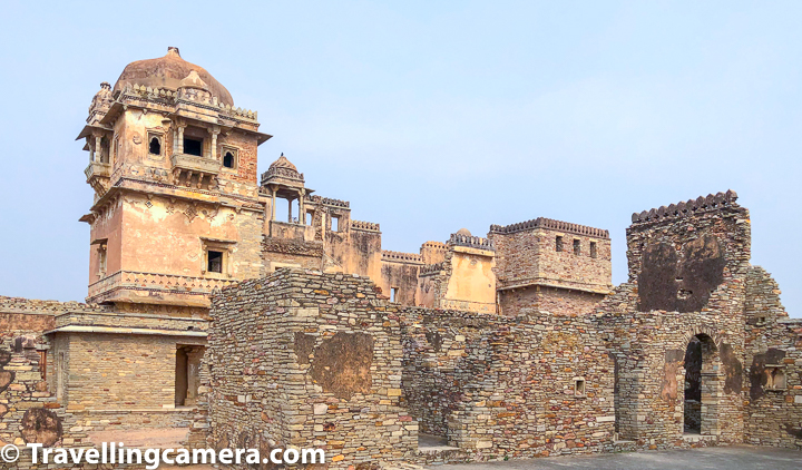 You can have a guide at Chittor Fort for approx 650 Rs for whole tour. Guide takes you to different places during your exploration at Chittor Fort. Our Guide was pretty good and Manish is reachable at 9783246246. Recommended if you are visiting Chittor Fort and intend to accompany a guide. If you explore Chittor with Manish, please leave your comments below with experience and let us know if you would want to recommend him to others from Travellingcamera family?   Related Blogpost - Walking around the Streets of Heritage City Udaipur in Rajasthan to see some stunning architecture, colourful graffitis, Old Havelis & lot of surprises along the way
