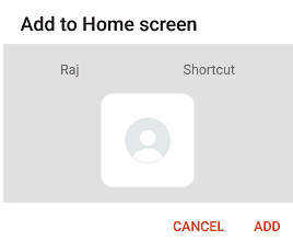 Cara Menambahkan Pintasan WhatsApp ke Home Screen Android  2
