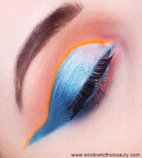 Melt Cosmetics Millennial Pinx makijaż