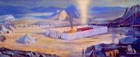 המשכן במדבר סיני
