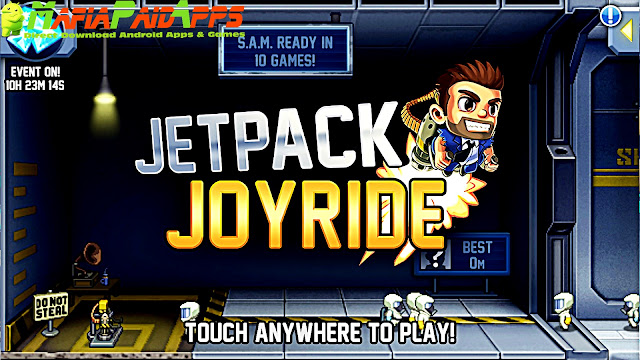 Jetpack Joyride Apk MafiaPaidApps