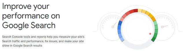 Google Search Console untuk Blogspot Blogger