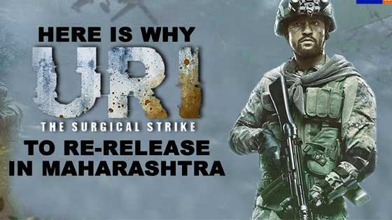 URI - The Surgical Strike To Release Again? Know Why