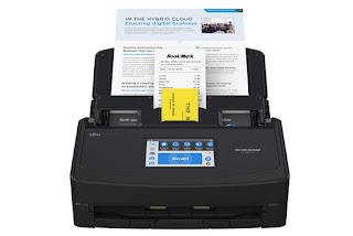 Fujitsu ScanSnap iX1600 Software Driver Downloads, Review