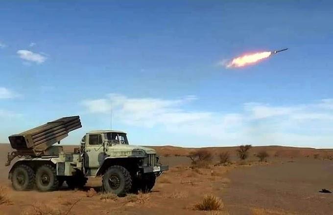 El Ejército saharaui arruina el cuartel general marroquí de Tazuet Miran, en la región de Smara.