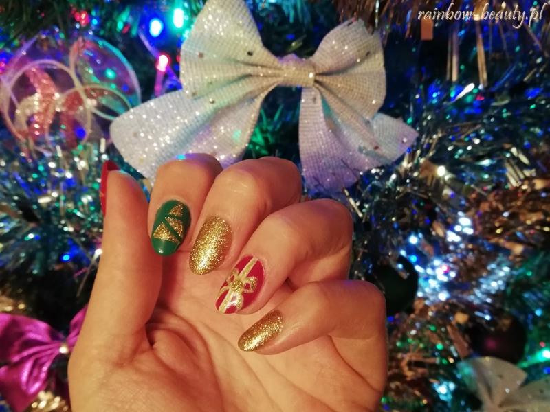manicure-hybrydowy-swieta