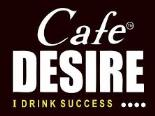 Cafe Desire franchise logo