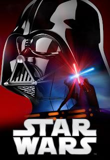 Coleção Star Wars: A Saga Completa - Poster